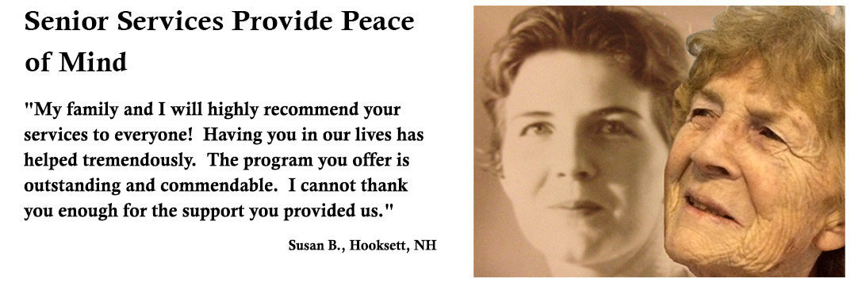 senior peace