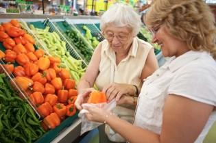 Shopping Assisting For Seniors