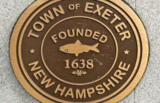 Exeter town seal and Senior Services Exeter