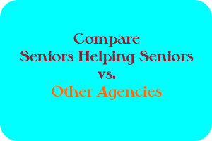 Compare Senior Care Agencies