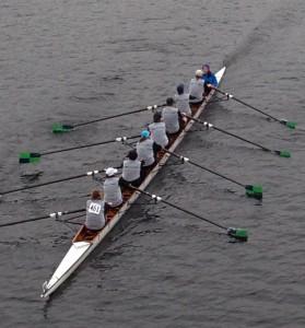 rowing seniors