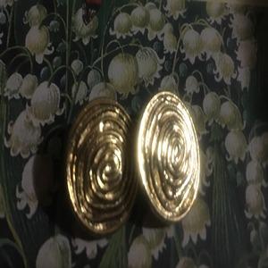 senior buttons