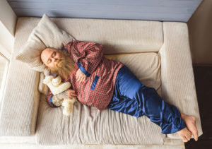 Poor Sleep Can Be Linked to Alzheimer's
