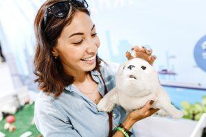 Real Pets Vs. Robotic Pets