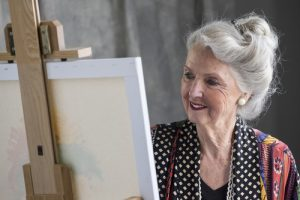 Art Helps Alzheimer's