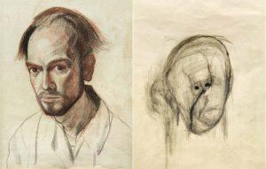 Artist Painted Himself Through Alzheimer's