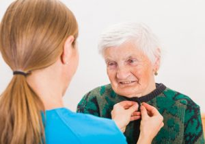 Taking Care of Seniors with Judy