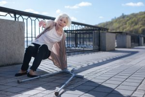 American Seniors are Dying From Falls