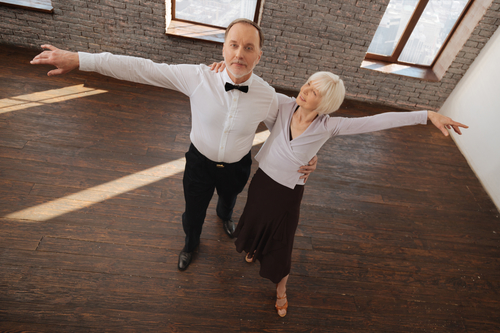Dance Class for Those With Parkinson's disease