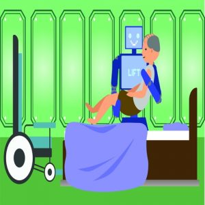 Robot Caregivers in Japan
