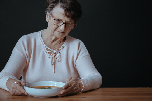 Different Ways to Stimulate a Senior's Appetite