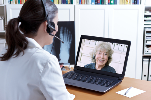 Is Telemedicine the Future of Treating Seniors?