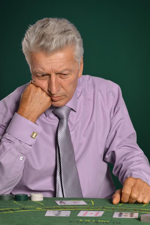 Gambling Problem Among Seniors