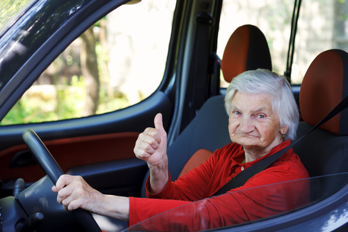 Can Smart Cars Keep Seniors on the Road Longer?