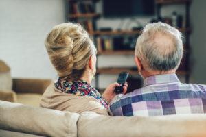 Too Much TV can Hurt Seniors' Memory
