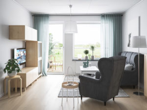 Ikea and the Queen of Sweden Team Up to Build Affordable Elderly Homes